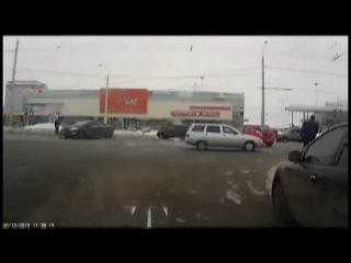 Двойной удар - Белгород